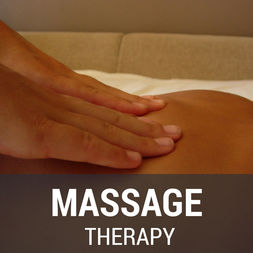 massage therapy sidebar