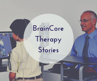 BrainCore Therapy Stories