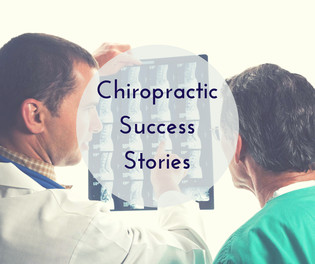 Chiropractic Success Stories