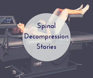 Spinal Decompression Stories